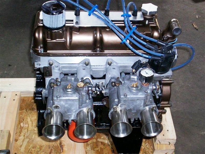 toyota 2tc motor #1