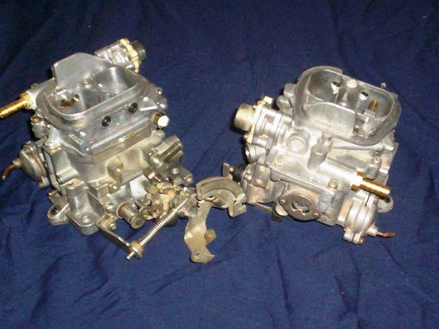 BRD Racing: Toyota 2TC and 3TC carberutors