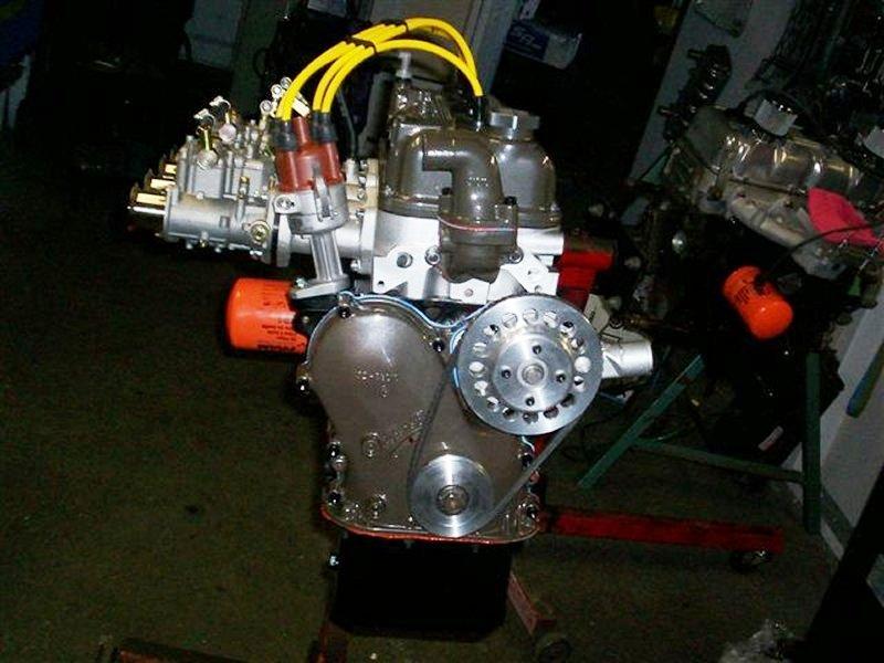BRD Racing 2TC and 3TC Custom Built Engines