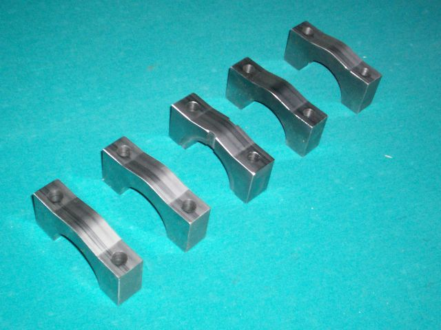 Brd Racing Billet Main Caps For Toyota 3tc And 2tc Engines